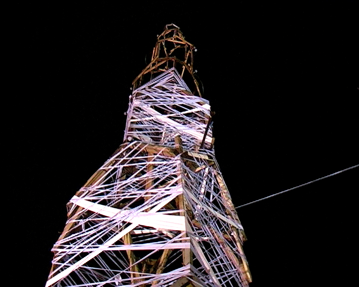 Ingesponnen toren rob verwer