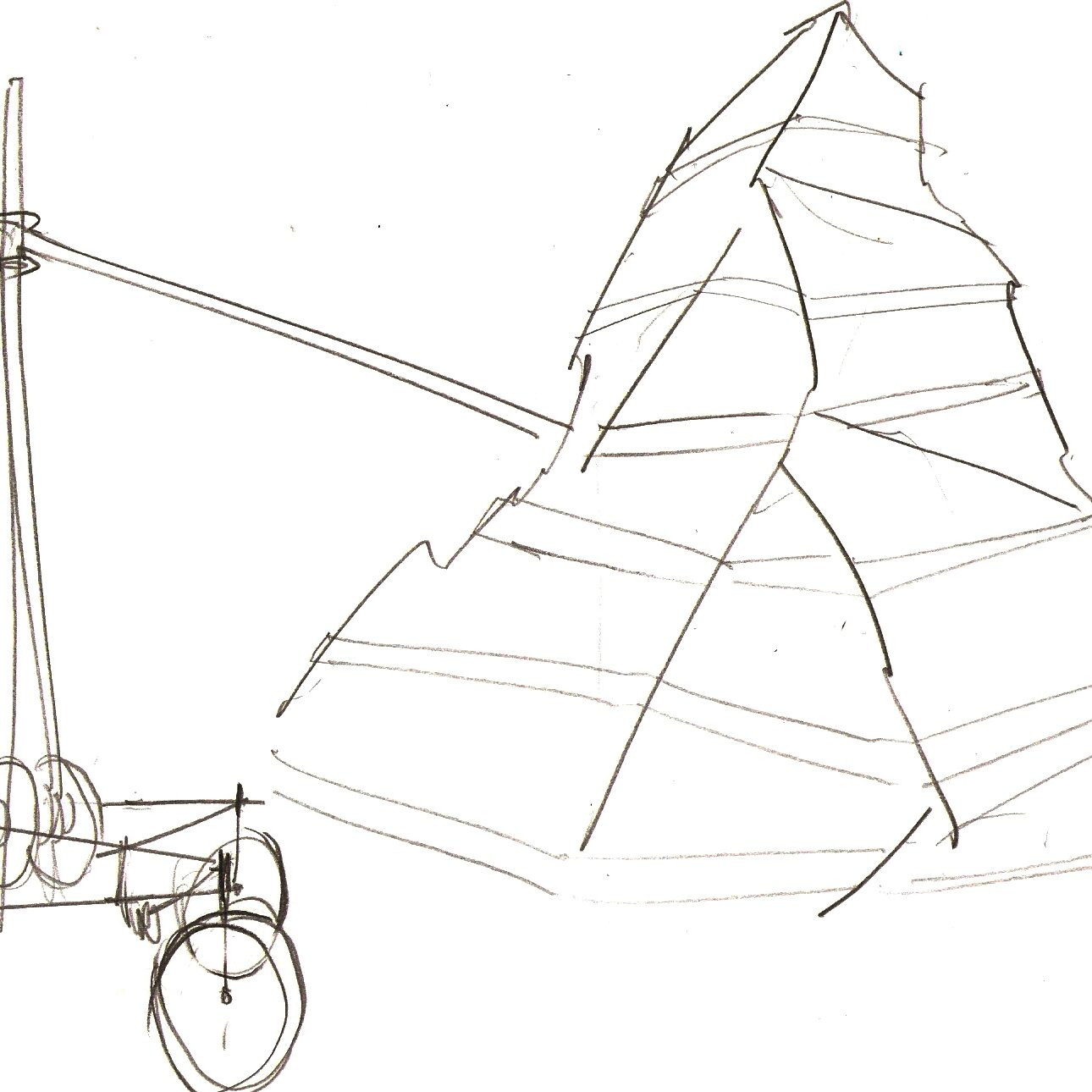 bergfietser tekening1